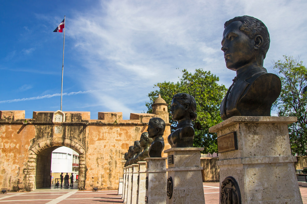 Parque Independencia, Santo Domingo, Rep. Dominicana