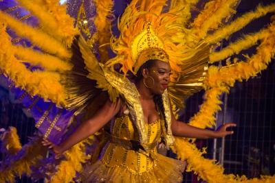 Queen, Carnival Scarborough, Tobago