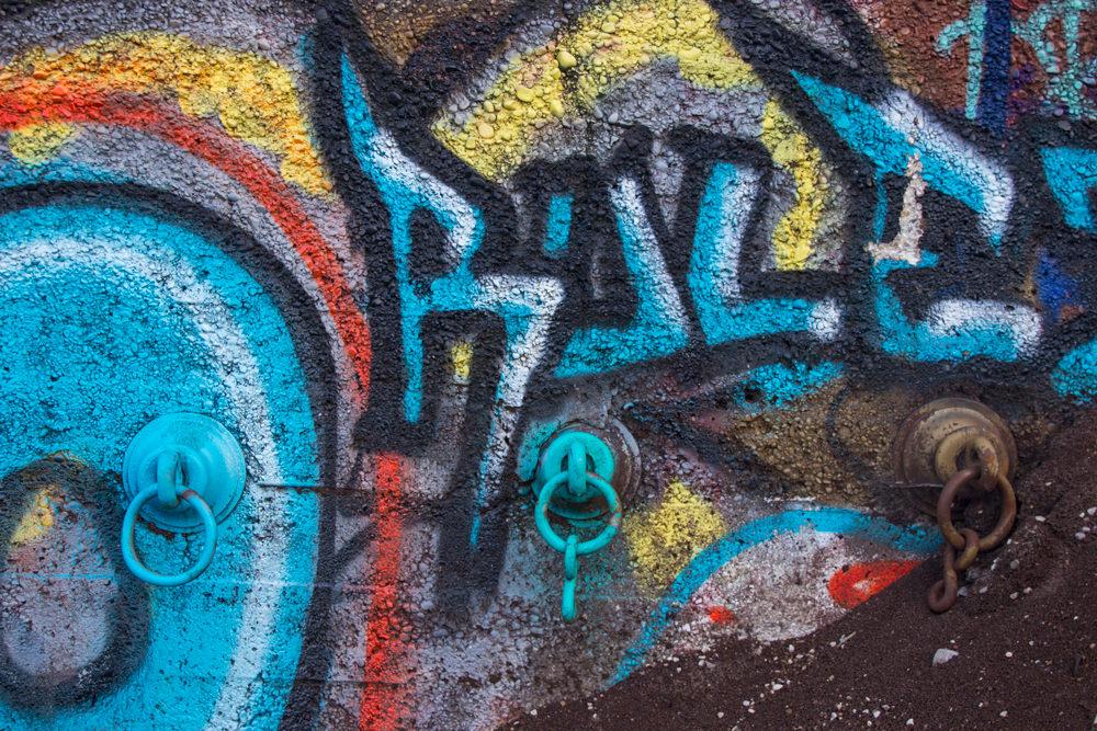 """""""Rule"""", Graffiti, München"""